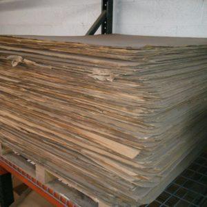 Slip Sheets 48×40 Corrugated