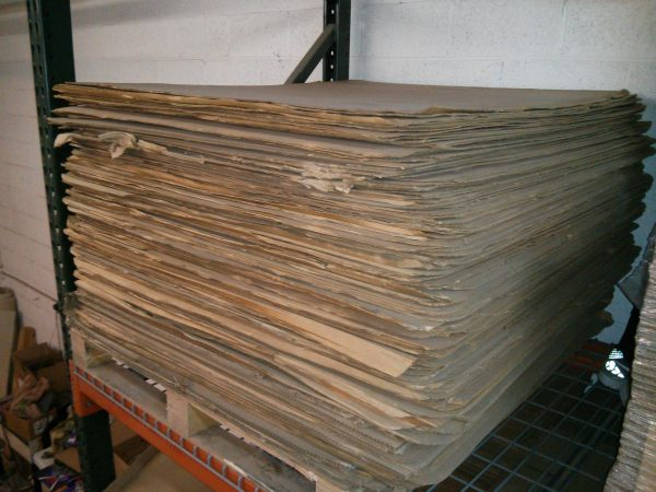 Slip Sheets 48×40 Corrugated