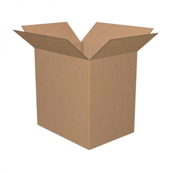 One-time use 23x19x23 box.