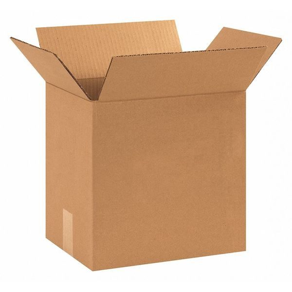 Single use 12x9x12 box