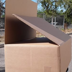 Double-walled Unprinted 28.75x17x9.25 Box