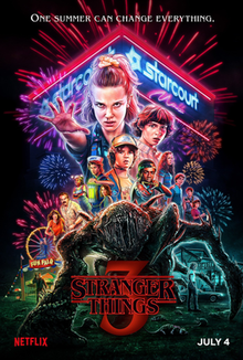 A little less Stranger Things