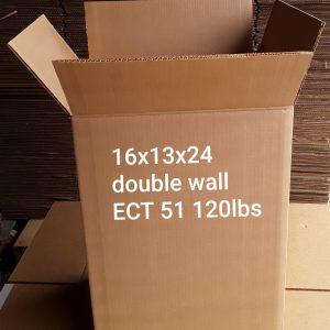 New Blank 16x13x24 Box