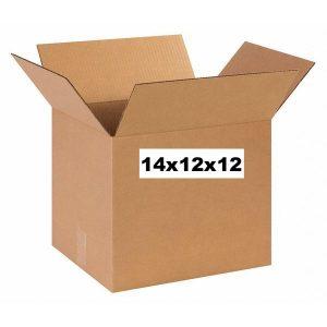 New Unprinted 14x12x12 Box