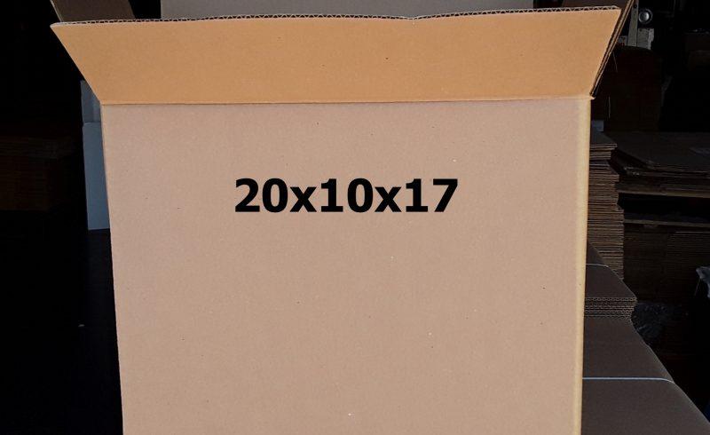 Brand New 20x10x17 Box.
