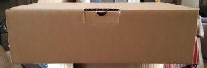 New Unprinted 19x12x5.75 Box