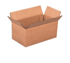 New Unprinted 30x15x9 Box.