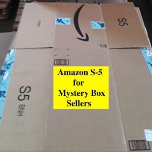Amazon Mystery Box Seller