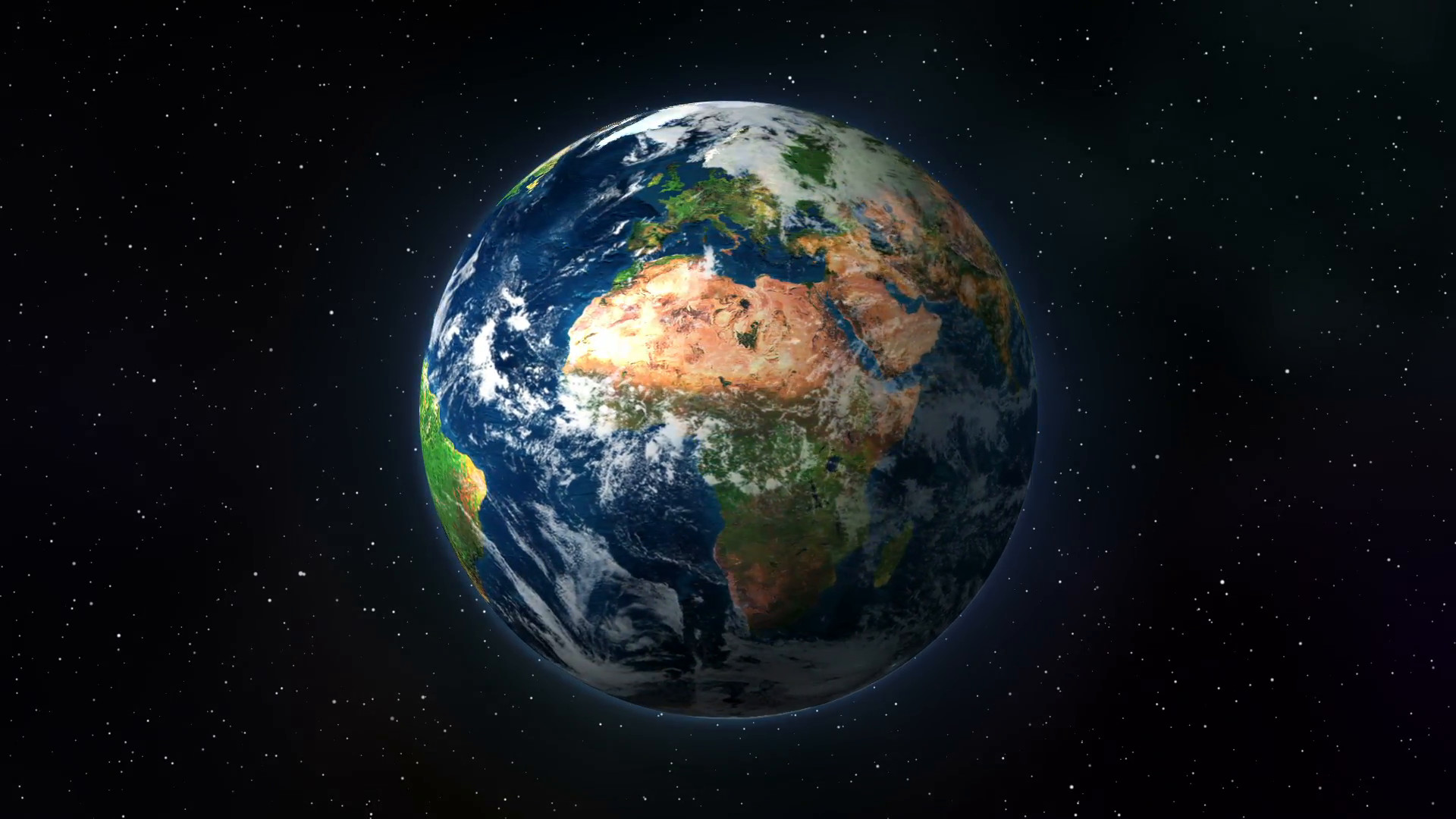 The earth after humans