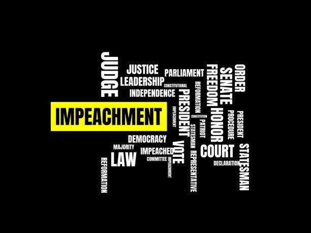 What exactly is IMPEACHMENT? It is the removal of a president or vice president from office. The process that is called impeachment can be explained by using our court system.
