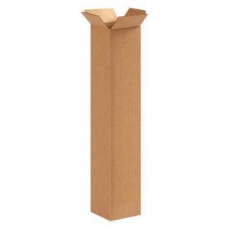 Single use blank 4.75x4.75x20.25 box.