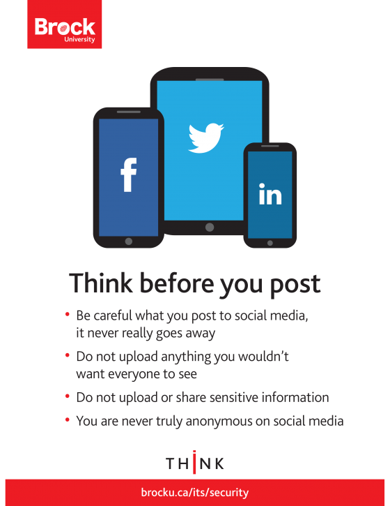 What not to do on social media