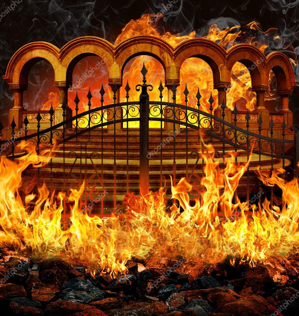 The Gates of Hell Open