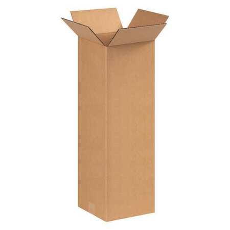 Blank 8x8x24 Shipping Box